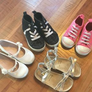 Girl's Shoe /Lot